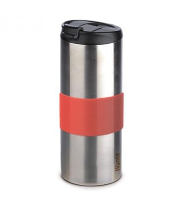 Mug isotherme avec infuseur à thé