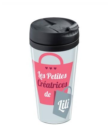 Mug à personnaliser logo boutique