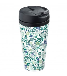Mug thermos personnalisable motif liberty
