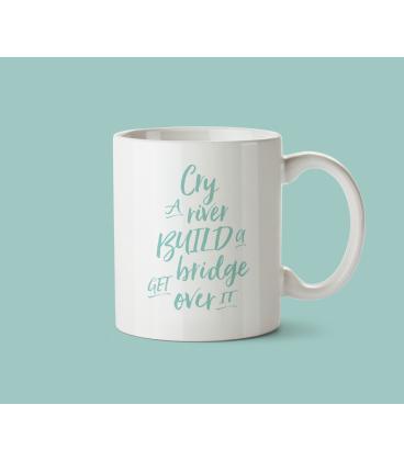 Mug Céramique personnalisable phrase positive