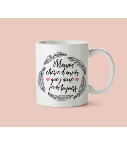 Mug céramique - Maman chérie