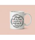 Mug céramique - Maman pour la vie