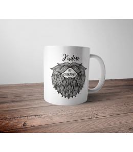 Mug céramique les matins qui chantent - Humeur grognon