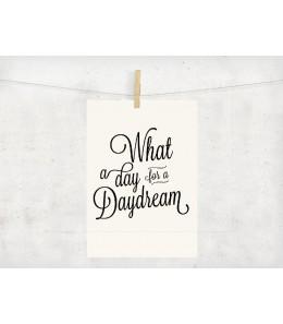 Carte postale Daydream