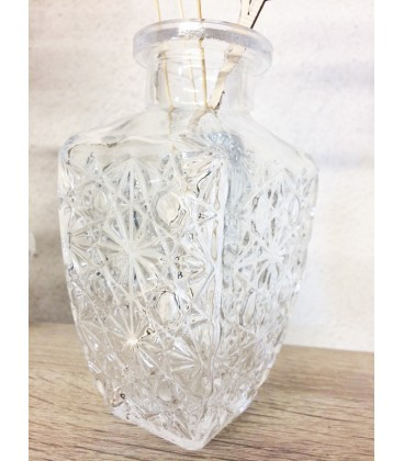 Vase gravé modèle 2