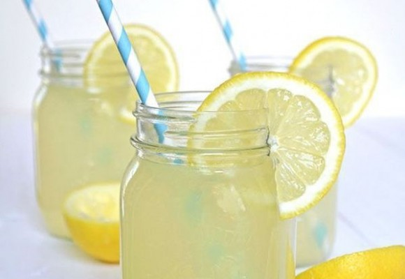 Recette facile pour une citronnade à emporter !